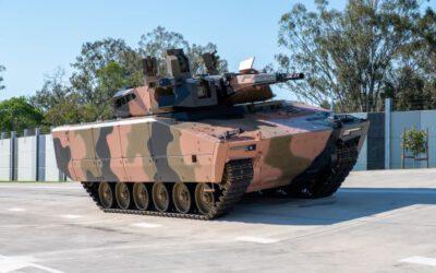 Rheinmetall Submits BAFO for LAND 400 Phase 3