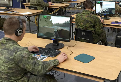France Selects Calian to Support Readiness