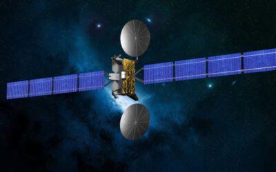 IAC 2021: IAI Unveils New Communications Satellite
