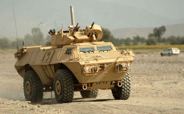 Colombia Receives 20 M1117 GUARDIAN Armoured Vehicles