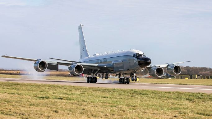 UK MoD Extends RAF RIVET JOINT Support Contract